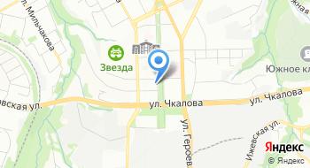 Официальный представитель Санатория Сибирь на карте