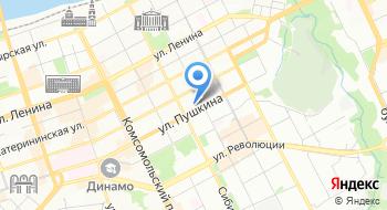 Уголовно-Исполнительная Инспекция ГУФСИН России по Пермскому Краю, филиал по Ленинскому району на карте
