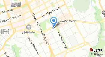 Автошкола Бикар на карте