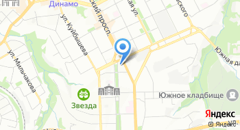 Справочная служба ГУВД по Пермскому краю на карте