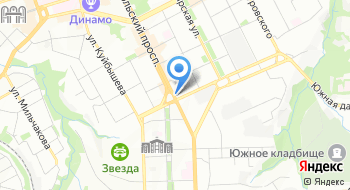 ТКФ Коммерсант на карте
