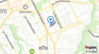 Агентство недвижимости Модуль на карте