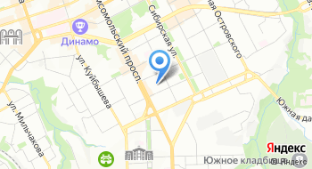 Центр технического обслуживания Эталон на карте