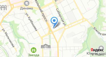 Парк отдых Ильинка на карте