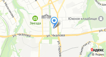 Юви-арт на карте