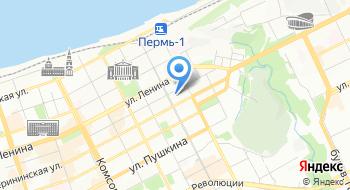 Уральский Региональный Информационный Центр на карте