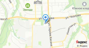 Халтек на карте