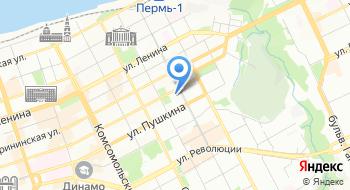Уральский региональный центр питания на карте