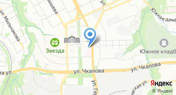 Психотерапевтический центр на карте