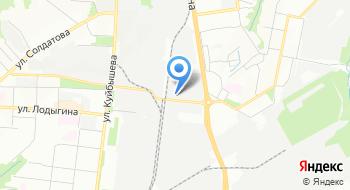 Респект-М на карте