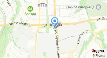 Компания СТМ на карте