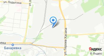 СТКС-Пермь на карте