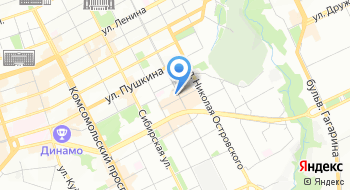 Зоосфера на карте