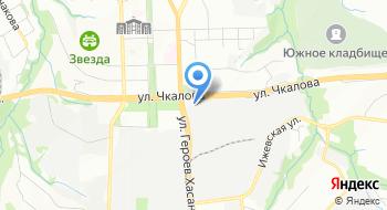 Автоэвакуаторы Перми на карте