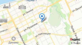 Либерально демократическая партия России Пермское региональное отделение на карте