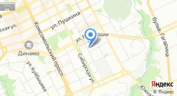 Интернет-магазин Велоextreme на карте