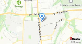 Авантис на карте
