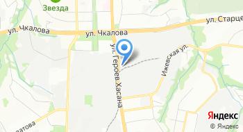 Урал Подводстрой на карте