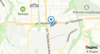 Пермская городская служба спасения на карте