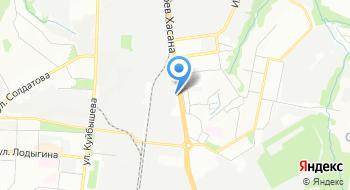 Пермская таможня на карте