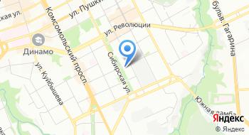Территориальная избирательная комиссия Свердловского района г.Перми на карте