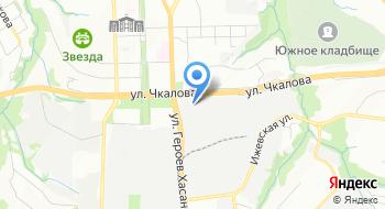 Пермский краевой территориальный центр медицины катастроф на карте