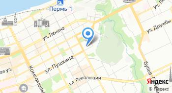 Кабинет Остеопатии и мануальной терапии доктора Мухачева С.В. на карте