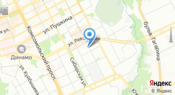 Городская больница №8, Городской консультативно-диагностический центр на карте
