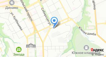Нотариус Чухланцева Л.В. на карте
