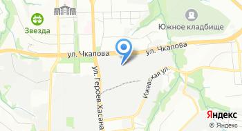 Торговая компания Камаинторг на карте
