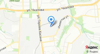 Специальный приемник для арестованных в административном порядке УМВД России по г. Пермь на карте