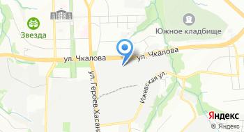 Торговый дом Батик на карте