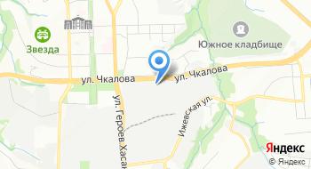 Автоклуб на карте