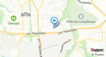 Интернет-магазин Оптимэл на карте
