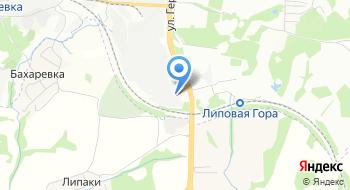 ПКФ-Мега-Фикс на карте