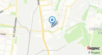 Городская клиническая больница №3 на карте