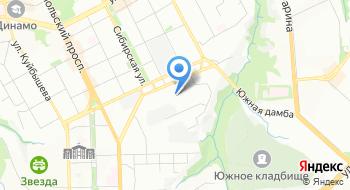 ТК Кило на карте