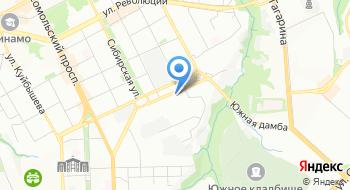 Компания Автоуслуга на карте