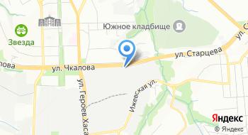 Прикамье-К на карте