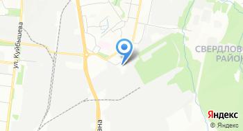 Кам-Эко на карте