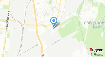 Торгово-сервисная компания Дунай на карте