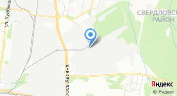 Тахограф центр Пермь на карте