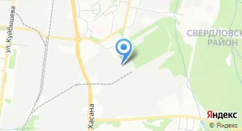 ОЦО Индустрия сервиса на карте