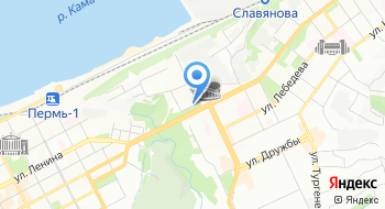 Некоммерческое партнерство развития авто мото фестивалей города Пермь на карте