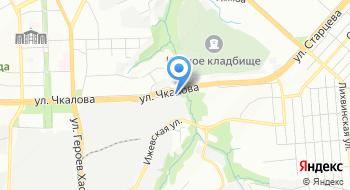 Транспортная компания Ant на карте
