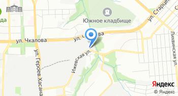 Аккорд ПО на карте