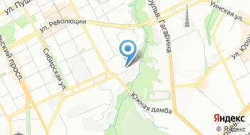 Дачный посёлок Никольская слобода на карте