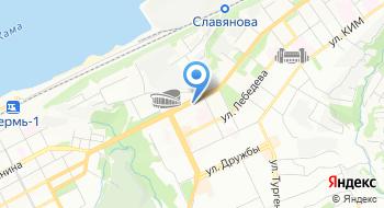 Мотовилихинский отдел управления ЗАГС администрации города Перми на карте