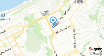 ТНТ-Пермь на карте