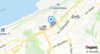 Муниципальное казенное учреждение Городское управление транспорта на карте